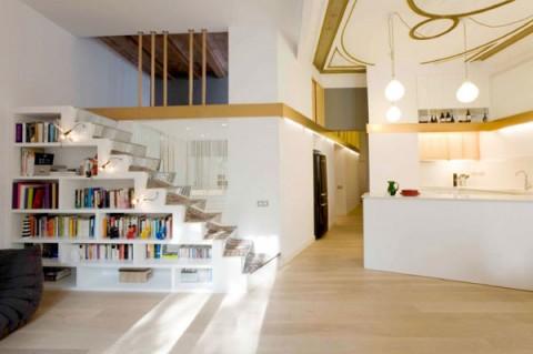 Renovacion de un departamento en Barcelona-01