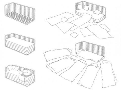 Sofa para visitas-4
