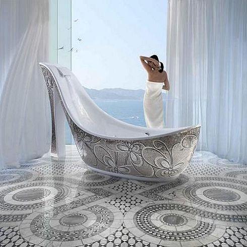 Una bañera solo para ellas-1