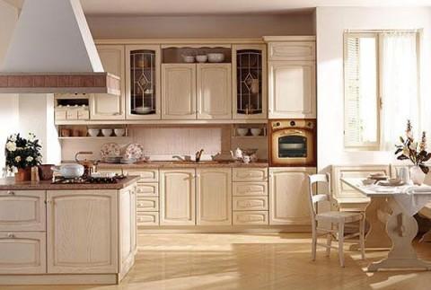 Cocinas clasicas para enamorarse ideas for Cocinas clasicas