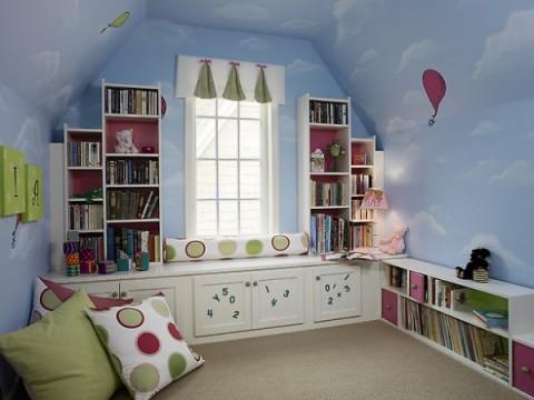 Cuatro ideas para la habitacion de tus hijos 3
