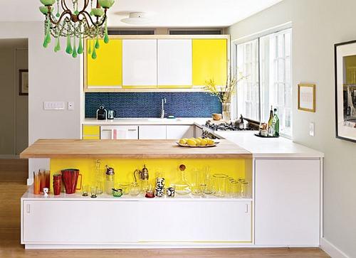 El desafio del color amarillo en la decoracion 3 | Guía para Decorar