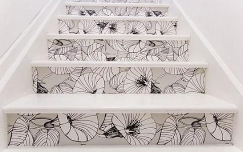 Ideas para la decoracin de escaleras Interiores