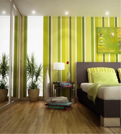 El color verde: 10 razones para usarlo en casa