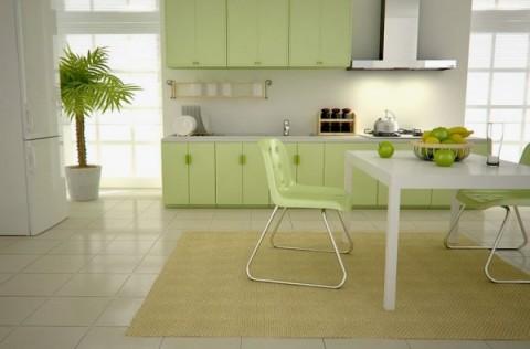 El color verde 10 razones para usarlo en casa3