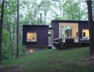 imagen Green Shadow una casa increible en medio del bosque
