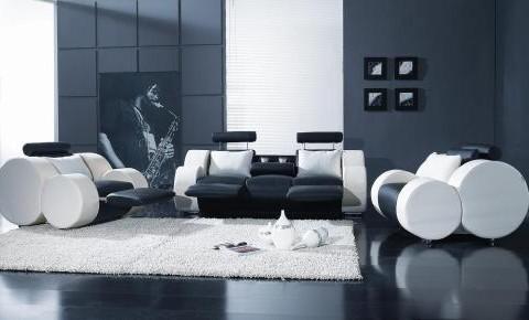Dise os de sof s modernos for Sofas modernos para espacios pequenos