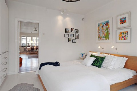 un piso con encanto propio
