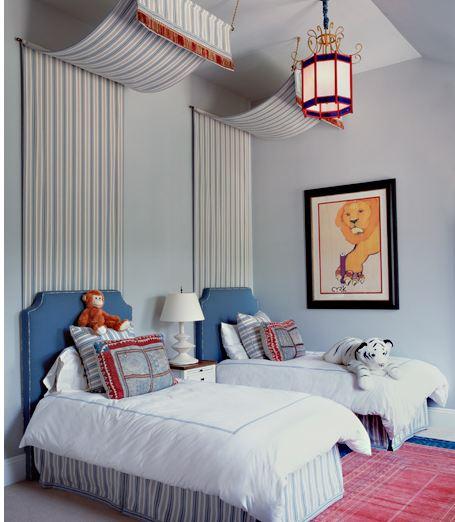 Bellos dormitorios con dos camas - Dormitorios con dos camas ...