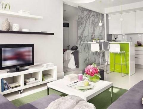 dise%C3%B1o interior 1 480x367 Mejorar el espacio Accesorios interiores para apartamentos pequeños