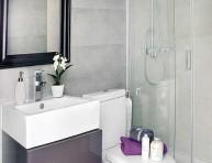 imagen Delicado diseño interior de un pequeño apartamento