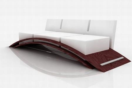 Diseños de sofás modernos