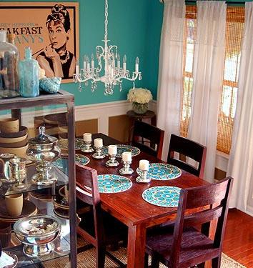 Decorando el comedor - Decoracion vintage casa ...