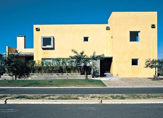 Ideas para la fachada de tu hogar 04 gu a para decorar - Ideas para fachadas ...
