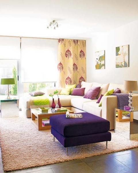 ideas para decorar salas de estar. Black Bedroom Furniture Sets. Home Design Ideas