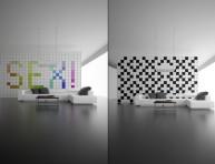 imagen Ahora tus paredes cambian de color