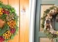 imagen Ideas de coronas navideñas para decorar