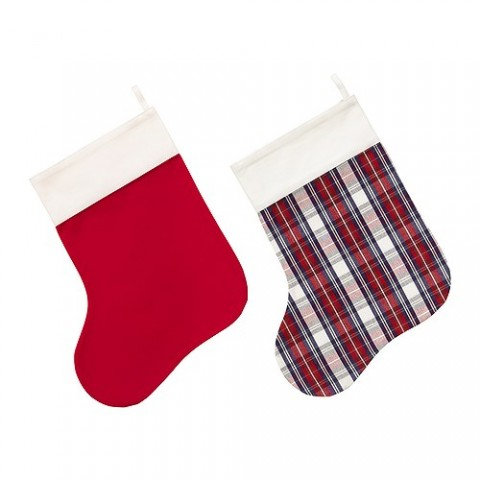 Coloridos calcetines de navidad. Precio € 2,99