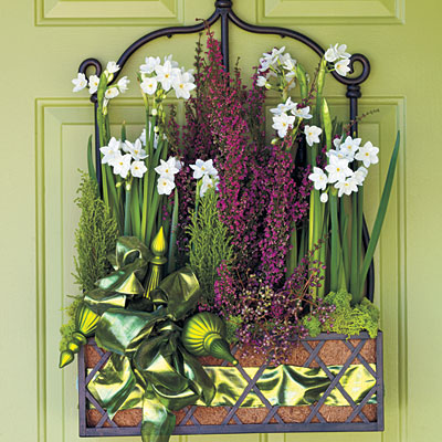 Con flores y plantas haz maravillas para las fiestas-10