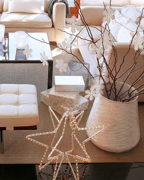 Decoración de navidad ideas para tu salón4g