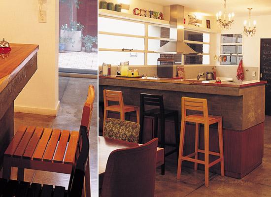 Islas y barras 10 ideas de sillas 08 gu a para decorar for Sillas para islas