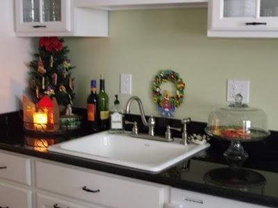 La decoracion navideña en la cocina-02