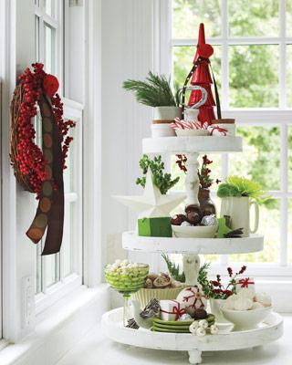 La decoracion navideña en la cocina-05