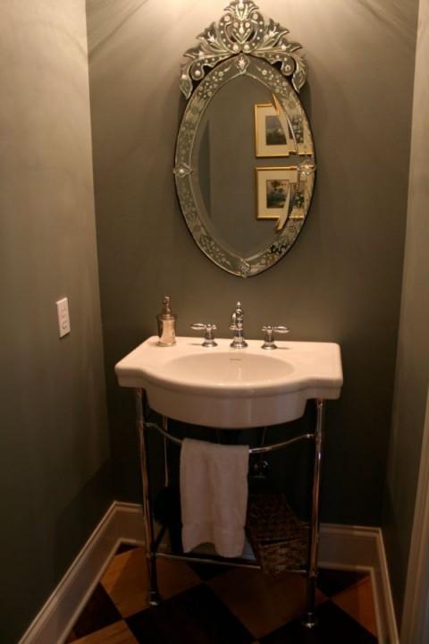 Como hacer un espejo decorativo espejos modernos los for Como hacer espejos decorativos
