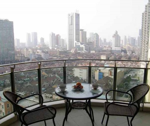 Terrazas y balcones en apartamentos