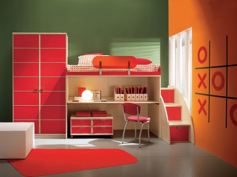 Como elegir los muebles para la habitaci n de los ni os for La valenziana muebles ninos