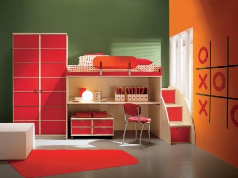 como elegir los muebles para la habitación de los niños - Muebles Para Habitaciones De Ninos