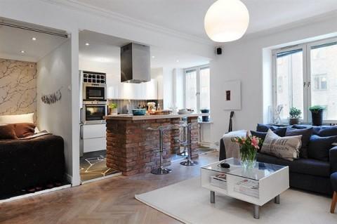 Apartamentos_ pequeño, moderno y confortable-10