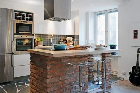 Apartamentos_ pequeño, moderno y confortable-11