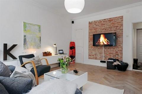 Apartamentos_ pequeño, moderno y confortable-16