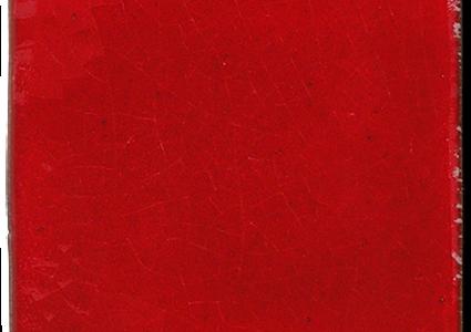 Color rojo brillante