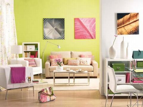 Coloridas ideas para tu sala-01