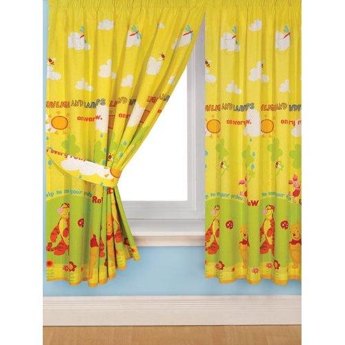 Cortinas para las habitaciones de los peque os - Telas cortinas infantiles ...