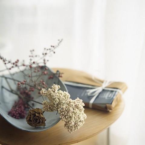 Decorar con flores secas5
