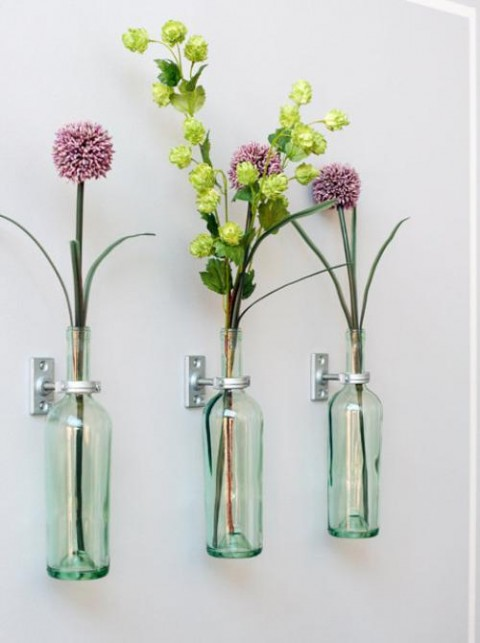 Decorar con flores secas - Plantas secas decoracion ...