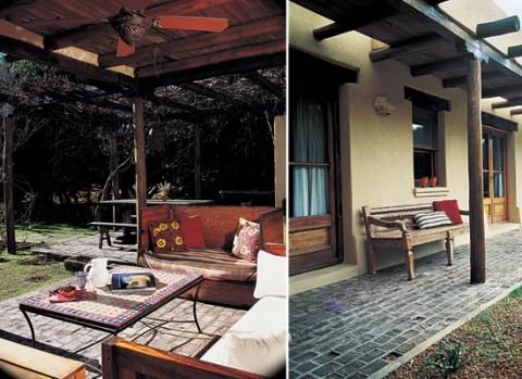 Galerias 15 ideas para armarlas en casa for Modelos de techos para galerias