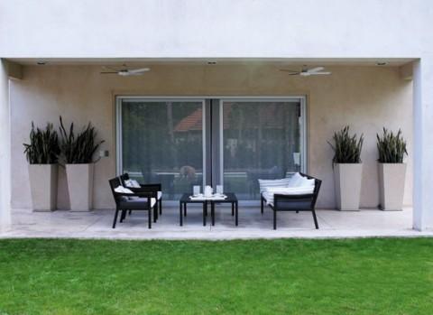 Galerias 15 ideas para armarlas en casa for Pisos galerias exteriores