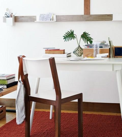 Oficinas en casa un mobiliario contemporáneo3