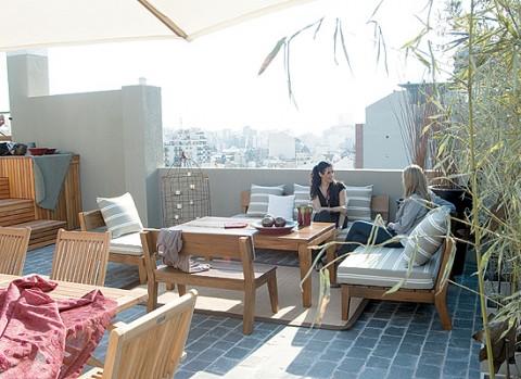 Terrazas 11 ideas para aprovecharlas for Decorar mi terraza