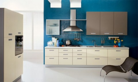 Delicadas cocinas en tono azul-07