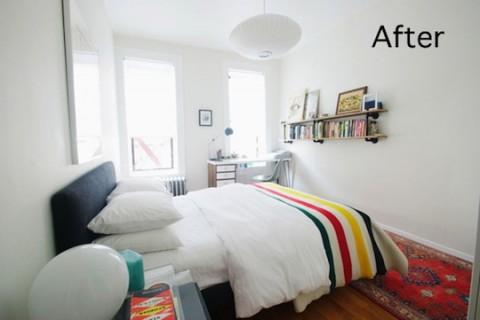 La transformación de una habitación2