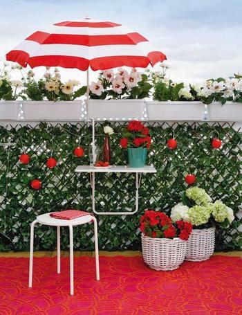 Seis ideas para terrazas peque as - Ideas para terrazas pequenas ...