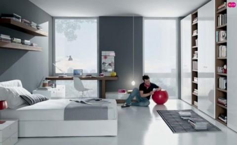 Sofisticadas habitaciones para jóvenes-07
