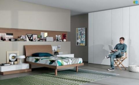 Sofisticadas habitaciones para jóvenes-10