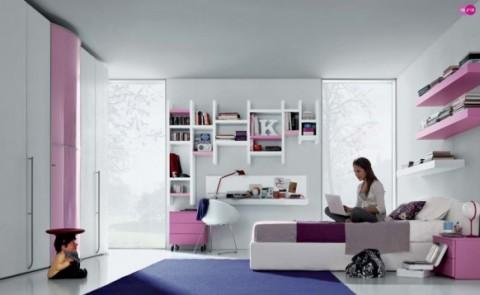 Sofisticadas habitaciones para jóvenes-12