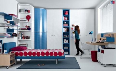 Sofisticadas habitaciones para jóvenes-13